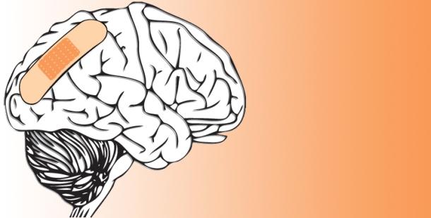 Brain Bandaid Cover