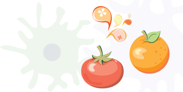 Tangerines, Tomatoes, and Neuroinflammation! Oh My! Knowing Neurons