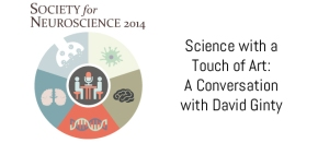 Science with a Touch of Art: A Conversation with David Ginty