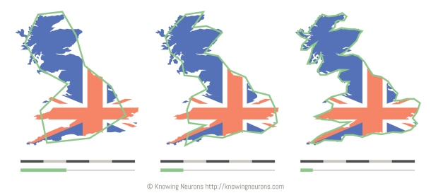 Coast of Britain Knowing Neurons